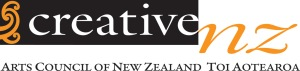 Creative NZ Logo